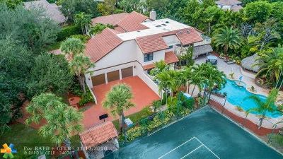 Coral Springs FL Single Family Home For Sale: $1,149,999