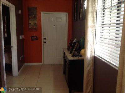 Coral Springs FL Condo/Townhouse For Sale: $170,000