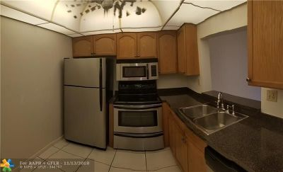 Coral Springs Rental For Rent: 4146 NW 90th Ave #102