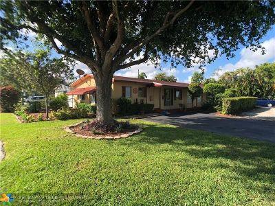 Fort Lauderdale Rental For Rent: 642 NE 16th St