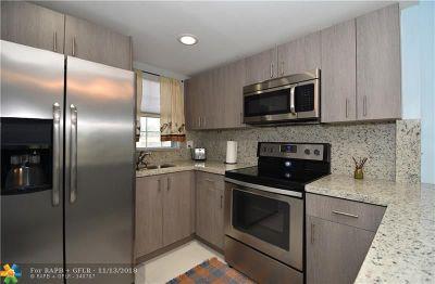 Sunrise FL Condo/Townhouse For Sale: $60,000