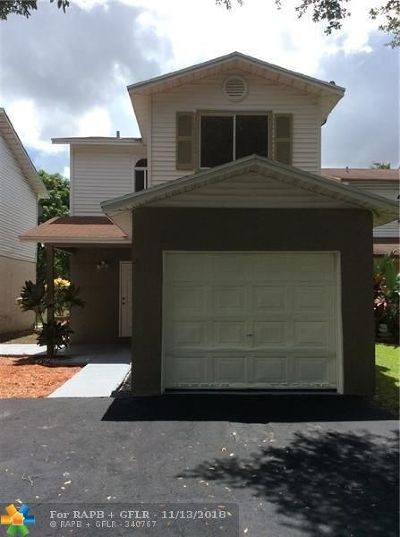 Lauderhill Single Family Home Backup Contract-Call LA: 2019 NW 55th Ter