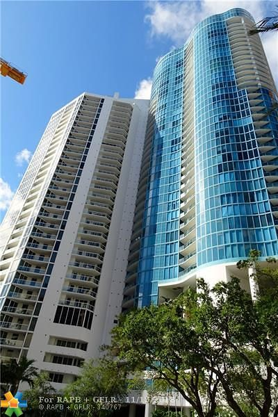 Fort Lauderdale Condo/Townhouse For Sale: 333 Las Olas Way #2907