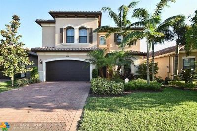 Delray Beach Single Family Home For Sale: 8956 Little Falls Way