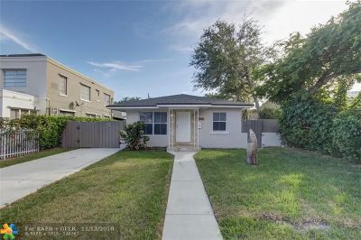 Miami Single Family Home For Sale: 2380 SW 26th St