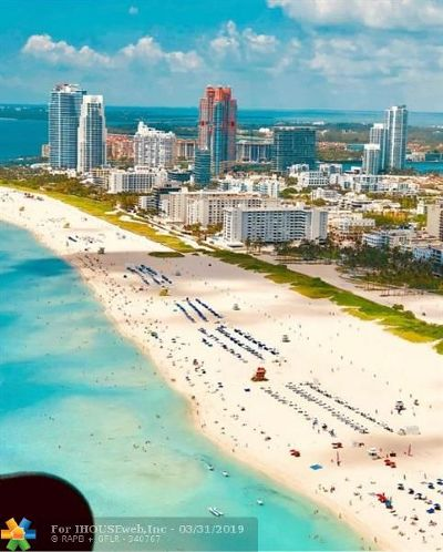 Miami Beach Condo/Townhouse For Sale: 465 Ocean Dr #416