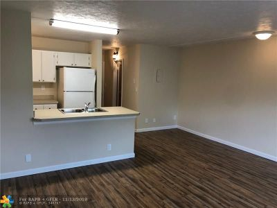 Coral Springs FL Rental For Rent: $875