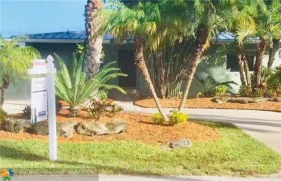 Lauderdale Harbors Single Family Home For Sale