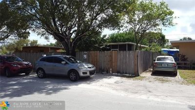 Fort Lauderdale Single Family Home For Sale: 1220 NW 3rd Ct
