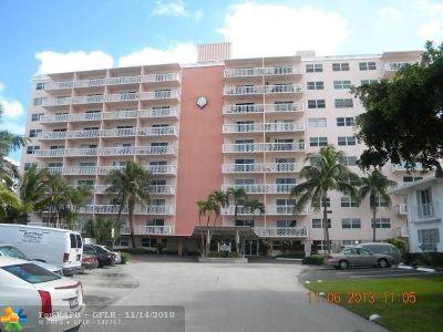 Fort Lauderdale Rental For Rent: 2900 NE 30th St #G-5