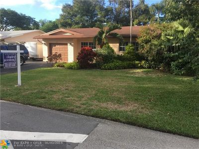 Fort Lauderdale Single Family Home For Sale: 3251 NW 66th St