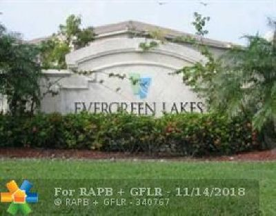 Coconut Creek Rental For Rent: 5065 Wiles Rd #203