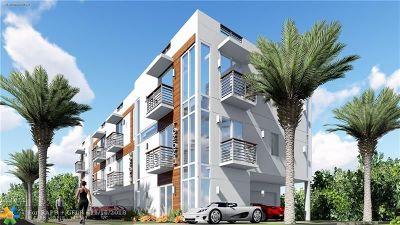 Oakland Park Residential Lots & Land For Sale: 1302 NE 32nd St