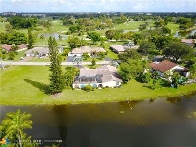 Coral Springs FL Single Family Home For Sale: $424,900