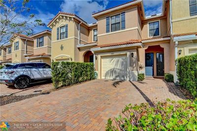 Pompano Beach Condo/Townhouse For Sale: 1071 NW 33rd Ct #-