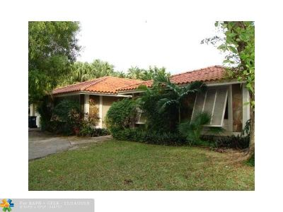 Miami Single Family Home For Sale: 9411 SW 122nd Ave