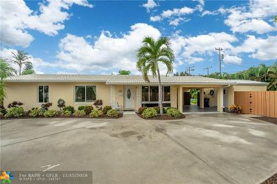 Deerfield Beach Single Family Home For Sale: 936 SE 7th St