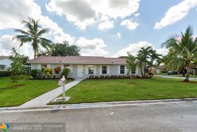 Coral Springs FL Single Family Home For Sale: $388,000