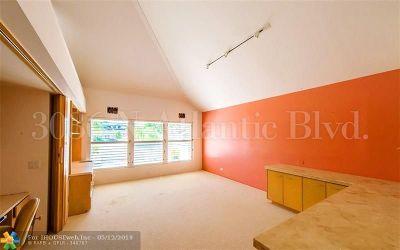 Fort Lauderdale Single Family Home For Sale: 3036 N Atlantic Blvd
