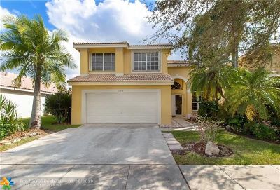 Miramar Single Family Home For Sale: 18056 SW 29th St