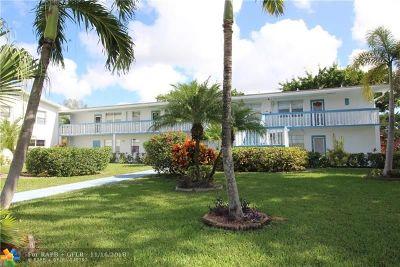Deerfield Beach Condo/Townhouse For Sale: 34 Tilford B #34