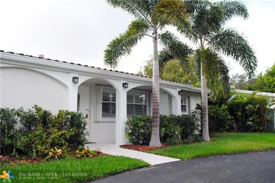 Pompano Beach Single Family Home For Sale: 750 SE 5th Ct