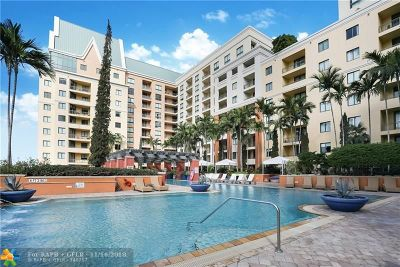 Fort Lauderdale Condo/Townhouse For Sale: 110 N Federal Hwy #1403