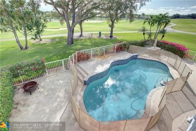 Coral Springs FL Single Family Home For Sale: $555,000