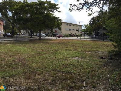 Hollywood Residential Lots & Land For Sale: 2001 Monroe St