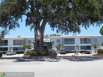 Fort Lauderdale Condo/Townhouse For Sale: 6219 Bay Club Dr #4