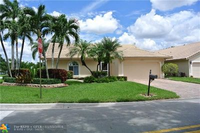 Coral Springs FL Single Family Home For Sale: $414,900