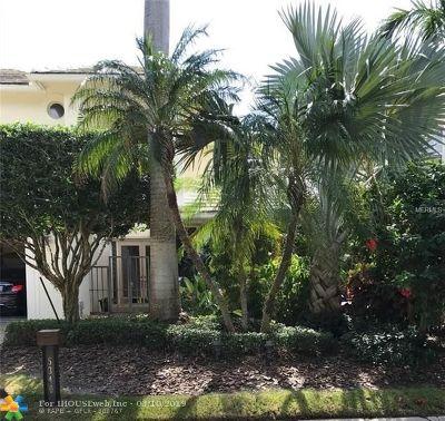 Boca Raton Single Family Home For Sale: 5340 Boca Marina Cir