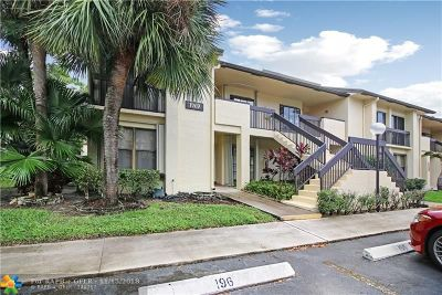 Deerfield Beach Condo/Townhouse Backup Contract-Call LA: 1969 SW 15th St #93
