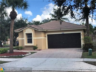 Weston Single Family Home For Sale: 4150 Sapphire Ter