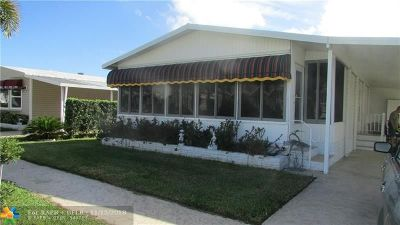 Deerfield Beach Single Family Home For Sale: 136 NW 51st Ct