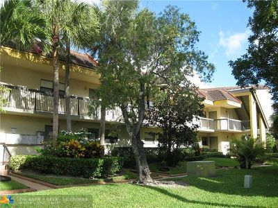 Coconut Creek Condo/Townhouse For Sale: 1786 Hammock Blvd #218