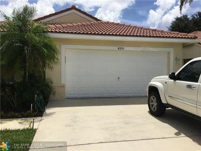 Single Family Home For Sale: 6225 Sand Hills Cir