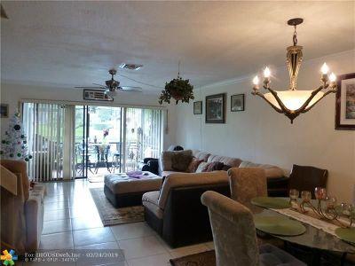 Lauderhill FL Condo/Townhouse For Sale: $185,000