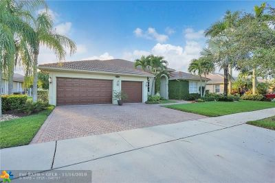 Cooper City Single Family Home For Sale: 5081 Lakewood Dr