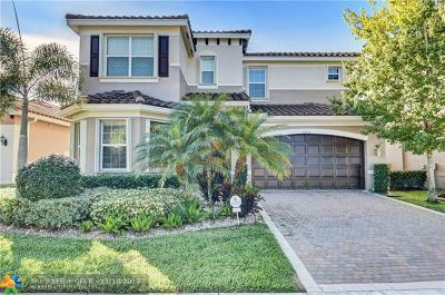 Boynton Beach Single Family Home For Sale: 8272 Serena Creek Ave