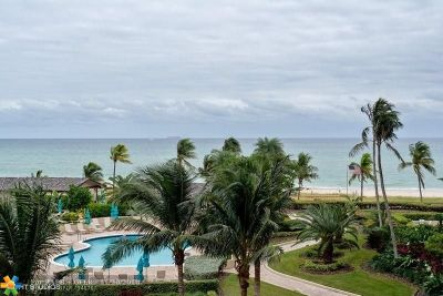 Lauderdale By The Sea Condo/Townhouse Backup Contract-Call LA: 4900 N Ocean Blvd #512