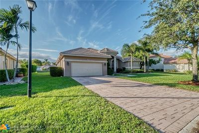 Coral Springs FL Single Family Home For Sale: $649,999