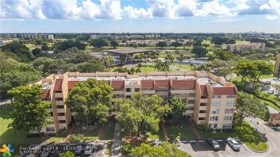 Lauderhill Condo/Townhouse For Sale: 3801 Environ Blvd #318