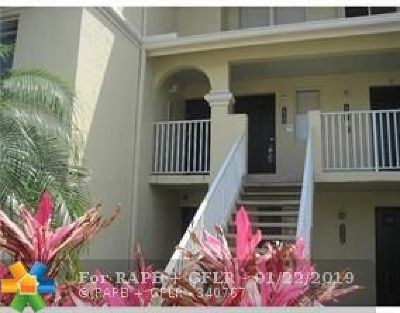 West Palm Beach Condo/Townhouse For Sale: 18205 Glenmoor Dr #18205