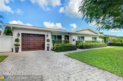 Fort Lauderdale FL Single Family Home For Sale: $435,000