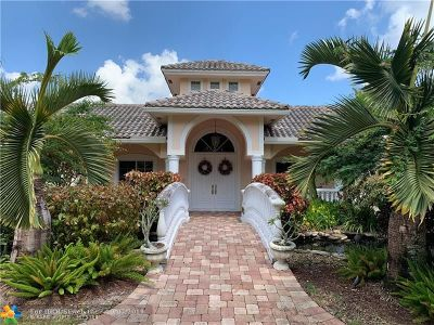 Parkland Single Family Home For Sale: 8935 NW 68th Ct