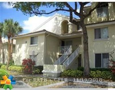 West Palm Beach Condo/Townhouse For Sale: 13101 Glenmoor Dr #13101