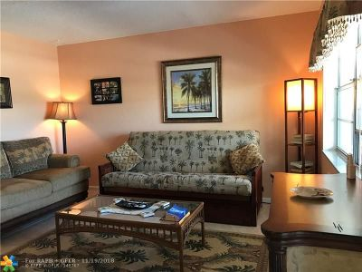 Fort Lauderdale FL Condo/Townhouse For Sale: $69,000