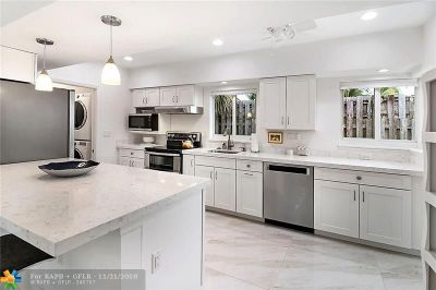 Fort Lauderdale FL Single Family Home For Sale: $979,900
