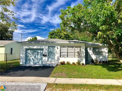 Dania Beach Single Family Home For Sale: 322 SW 14th St